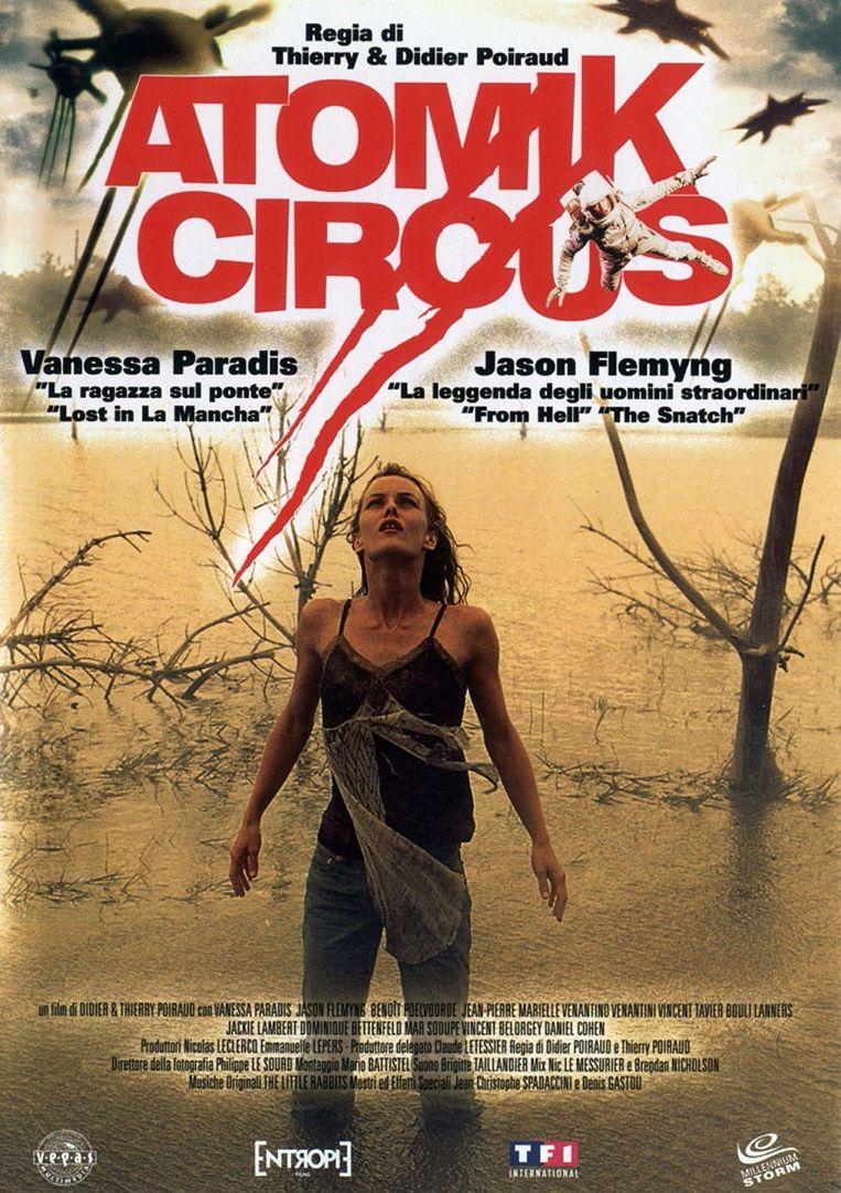 Atomik Circus - Le Retour De James Bataille : atomik, circus, retour, james, bataille, Affiches,, Posters, Images, Atomik, Circus,, Retour, De..., (2004)