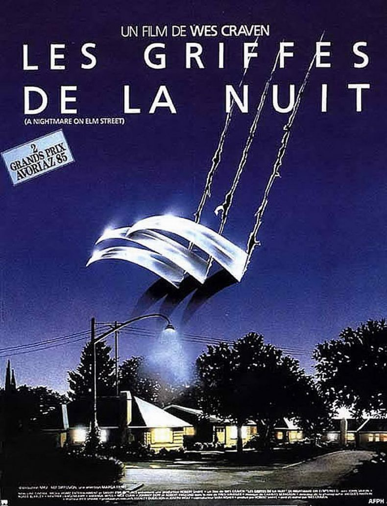 Freddy Les Griffe De La Nuit : freddy, griffe, Griffes, (1984), SensCritique