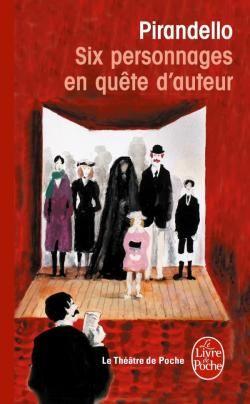 6 Personnages En Quête D'auteur : personnages, quête, d'auteur, Personnages, Quête, D'auteur, (1921), SensCritique