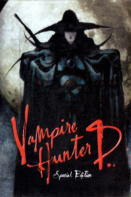 Vampire Hunter D : Chasseur De Vampires : vampire, hunter, chasseur, vampires, Vampire, Hunter, Chasseur, Vampires, (1985), SensCritique