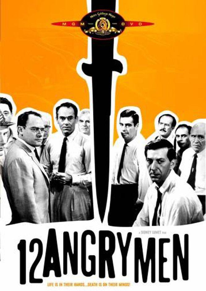 12 Hommes En Colère Film : hommes, colère, Affiches,, Posters, Images, Hommes, Colère, (1957)