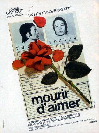 Mourir D Aimer Histoire Vraie : mourir, aimer, histoire, vraie, Mourir, D'aimer, (1971), SensCritique