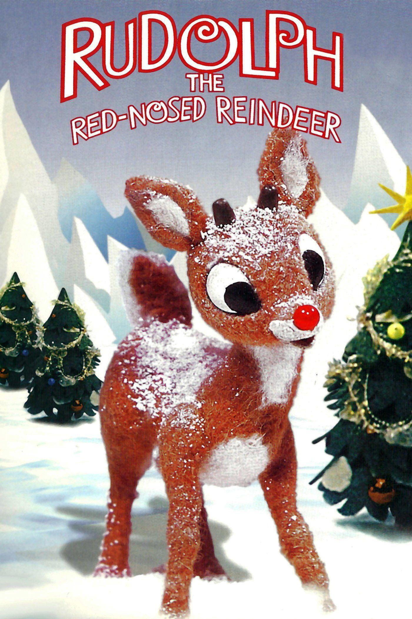 Le Renne Au Nez Rouge : renne, rouge, Rudolph,, Petit, Tlfilm, (1964