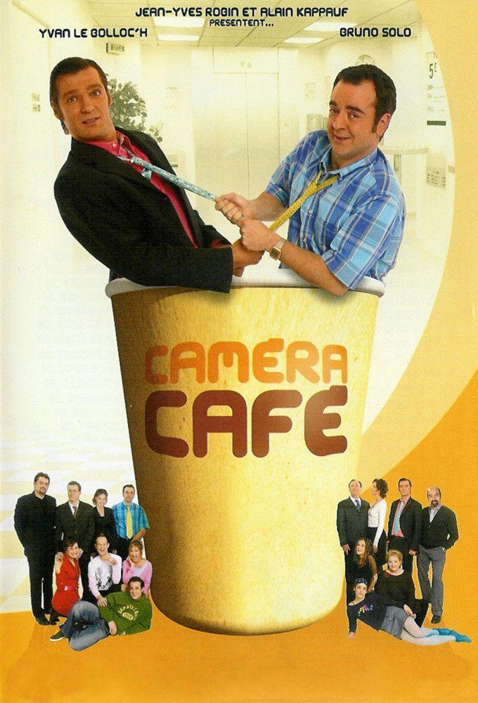 camera cafe serie 2004 senscritique