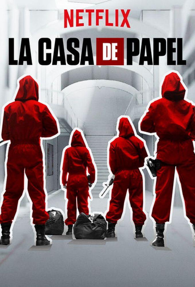 Affiches posters et images de La Casa de Papel 2017