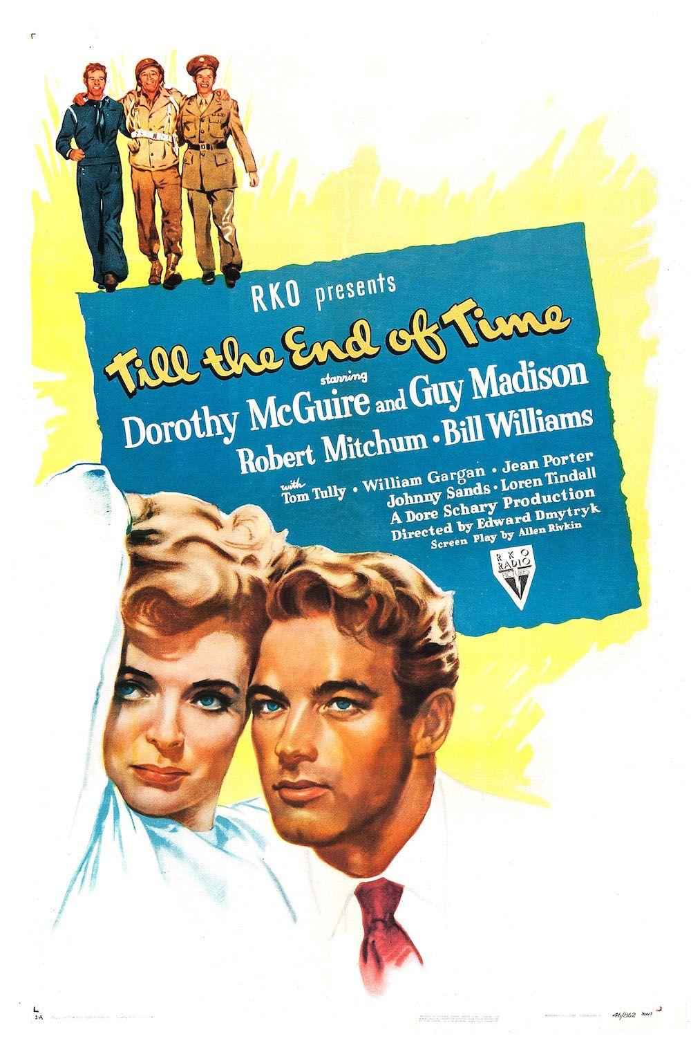 Jusqu'à La Fin Des Temps : jusqu'à, temps, Jusqu'à, Temps, (1946), SensCritique