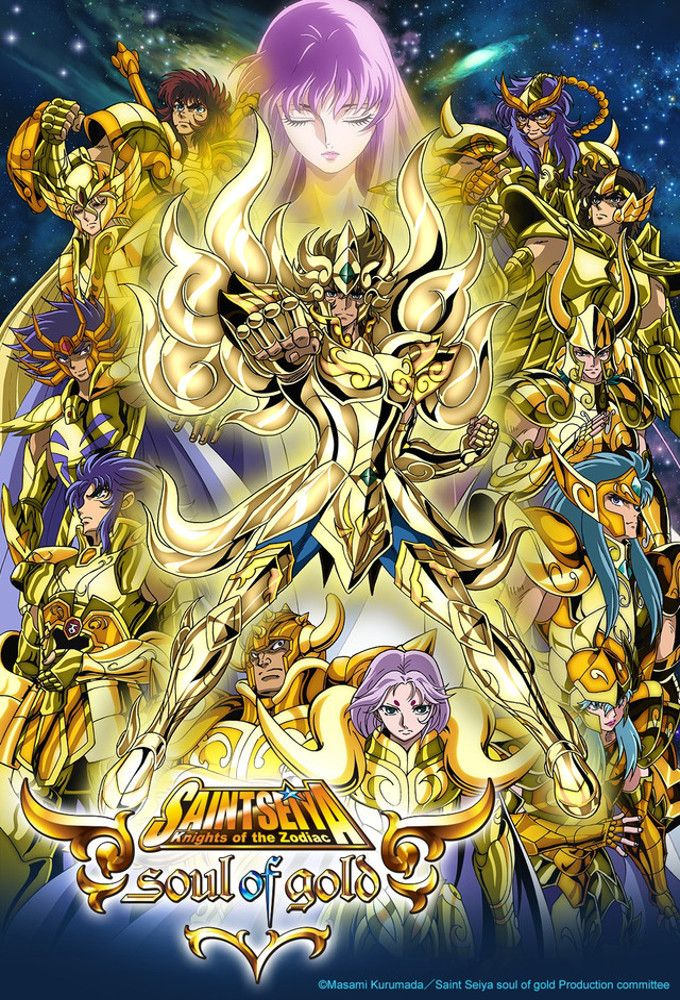 Les Chevaliers Du Zodiaque Episode 1 : chevaliers, zodiaque, episode, Saint, Seiya, Anime, (2015), SensCritique