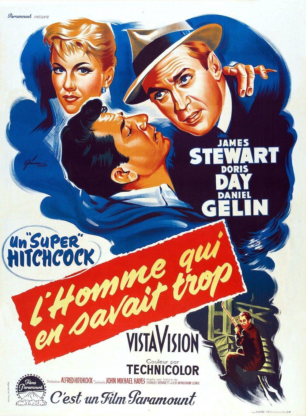 L'homme Qui En Savait Trop : l'homme, savait, L'Homme, Savait, (1956), SensCritique