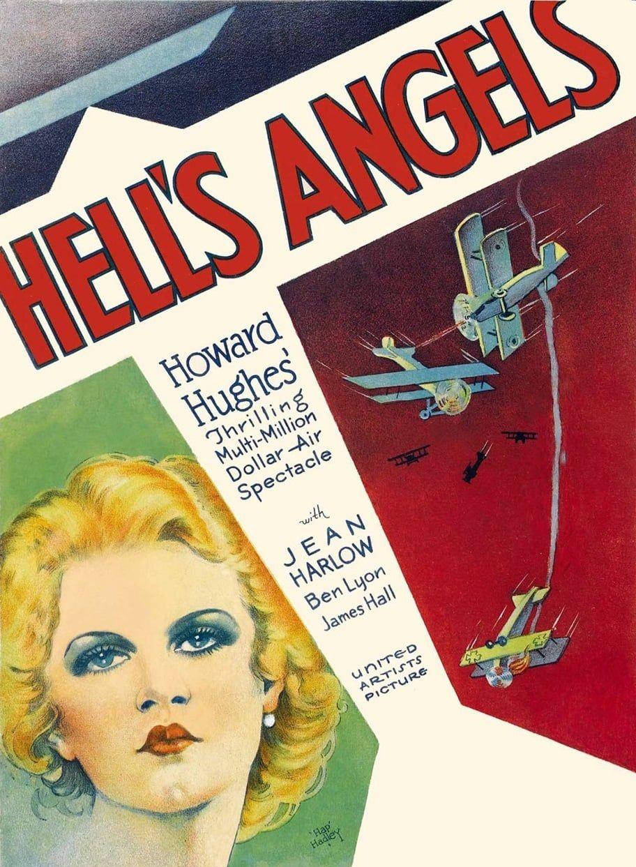 Les Anges De L Enfer : anges, enfer, Anges, L'enfer, (1930), SensCritique