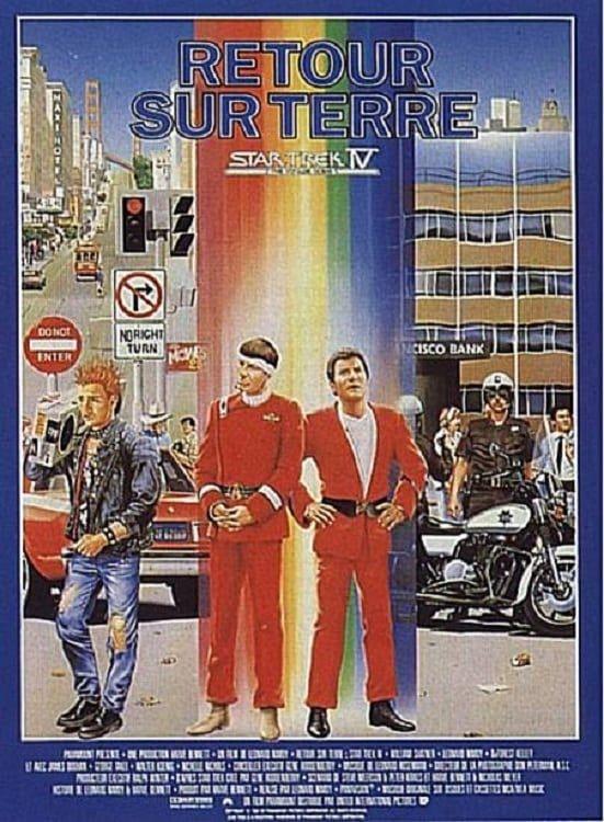 Star Trek 4 : Retour Sur Terre : retour, terre, Retour, Terre, (1986), SensCritique