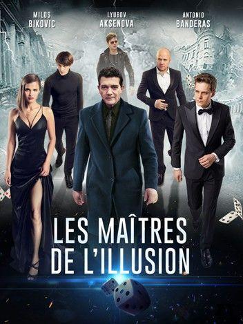 Les Maîtres De L'illusion Avis : maîtres, l'illusion, Maîtres, L'Illusion, (2018), SensCritique