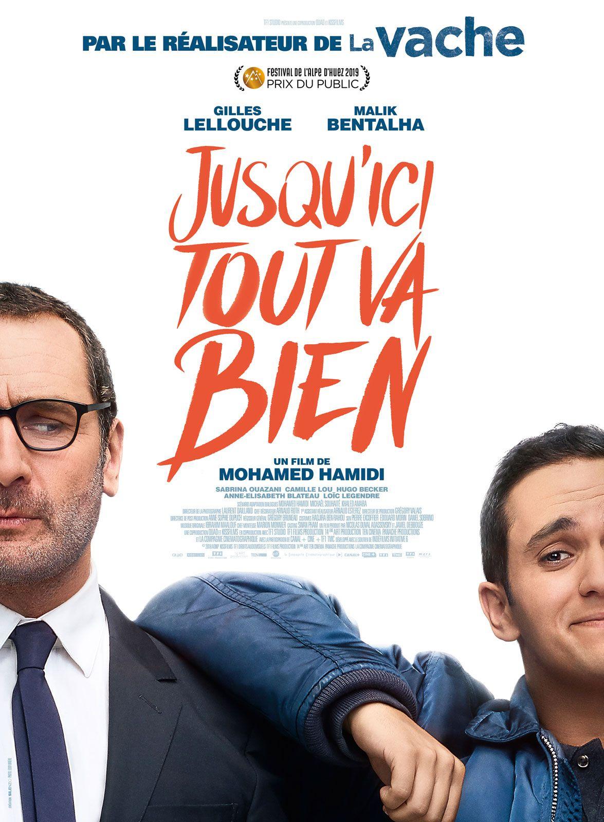 Jusqu'ici Tout Va Bien Film Critique : jusqu'ici, critique, Jusqu'ici, (2019), SensCritique