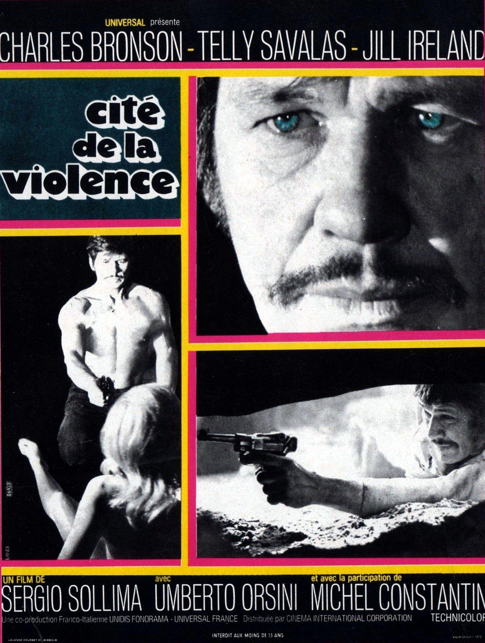 La Cité De La Violence : cité, violence, Cité, Violence, (1970), SensCritique