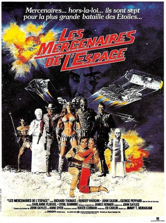 Les Mercenaires De L'espace 1980 : mercenaires, l'espace, Mercenaires, L'espace, (1981), SensCritique