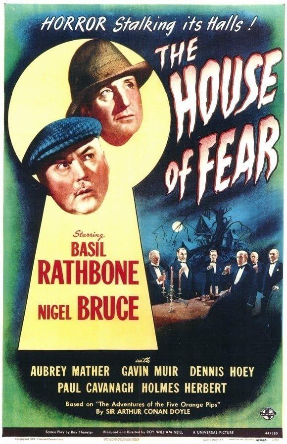 La Maison De La Peur : maison, Maison, (1945), SensCritique