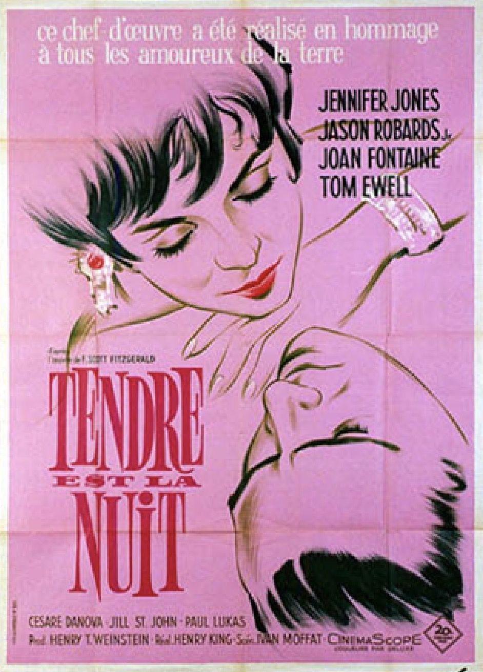 Tendre Est La Nuit Film : tendre, Tendre, (1962), SensCritique