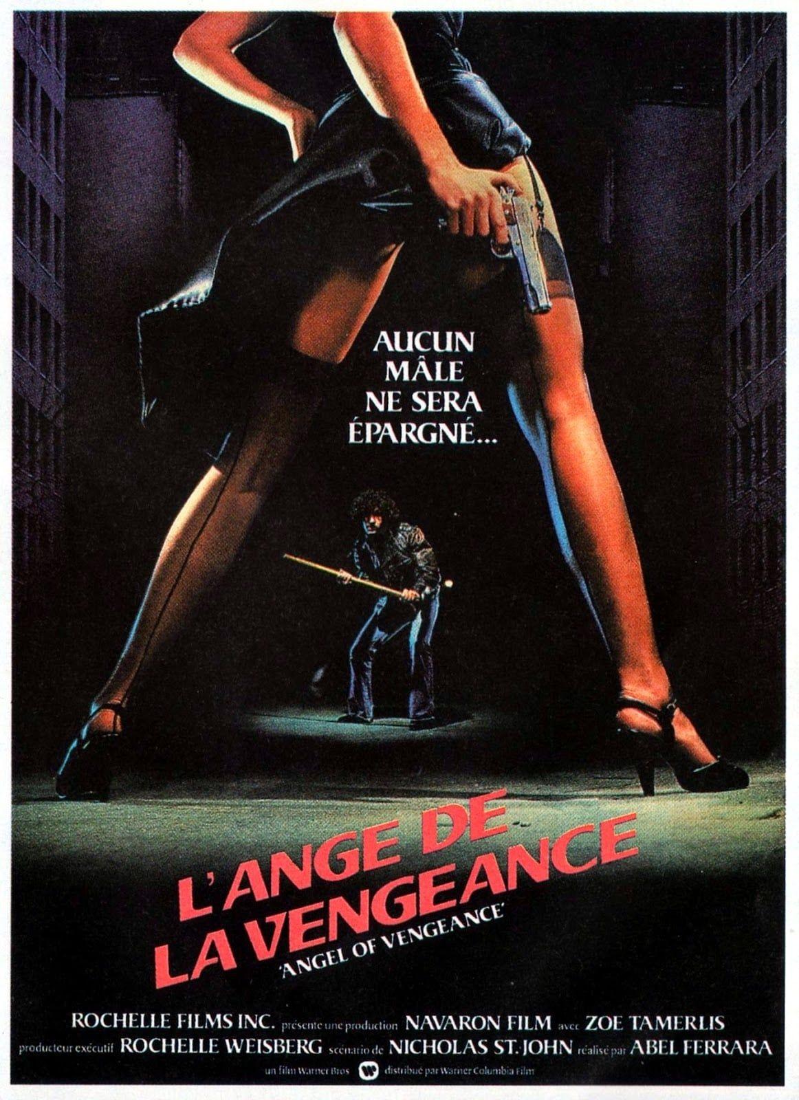 L Ange De La Vengeance : vengeance, L'Ange, Vengeance, (1981), SensCritique