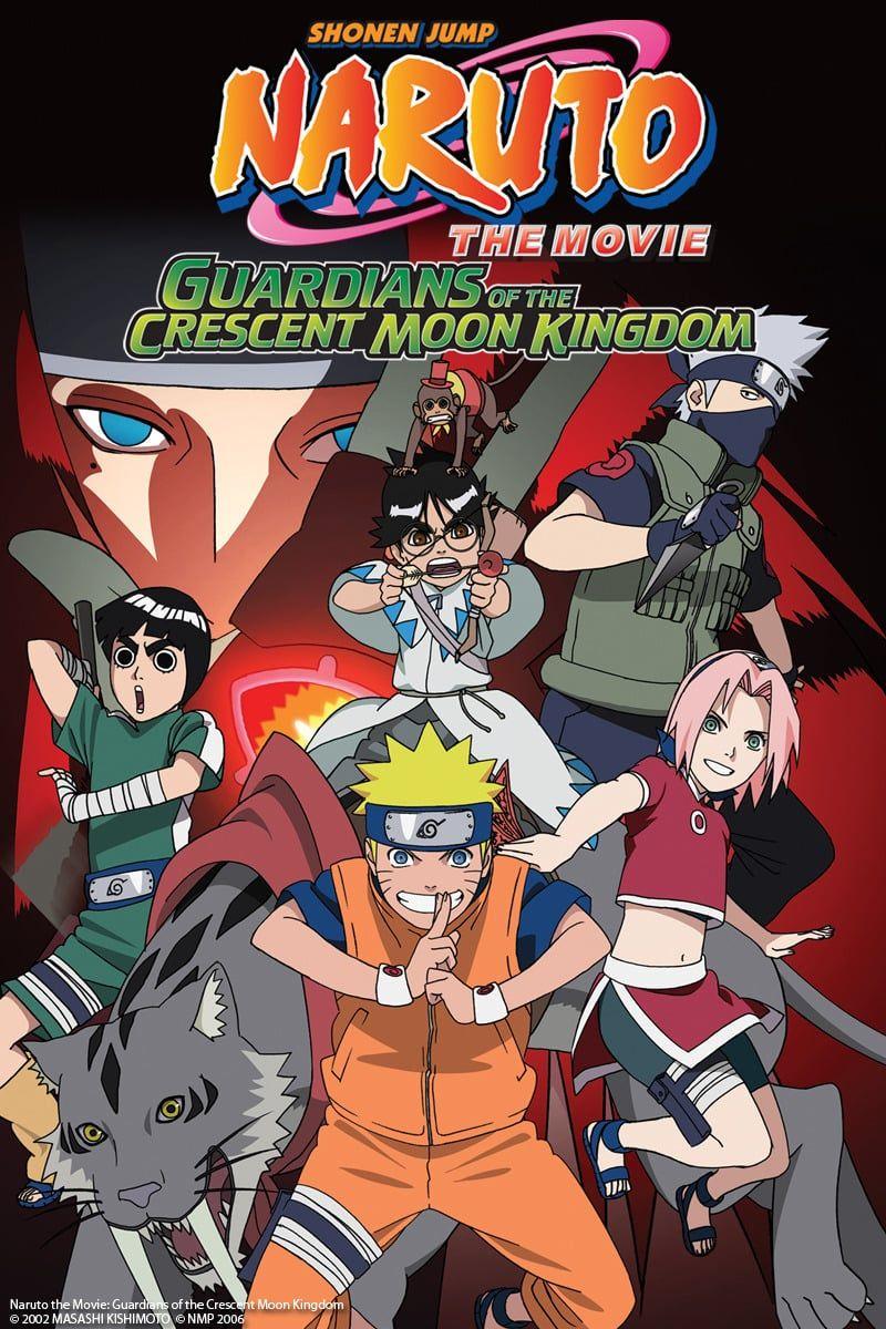 Mission Spéciale Au Pays De La Lune : mission, spéciale, Naruto, Mission, Spéciale, (2006)