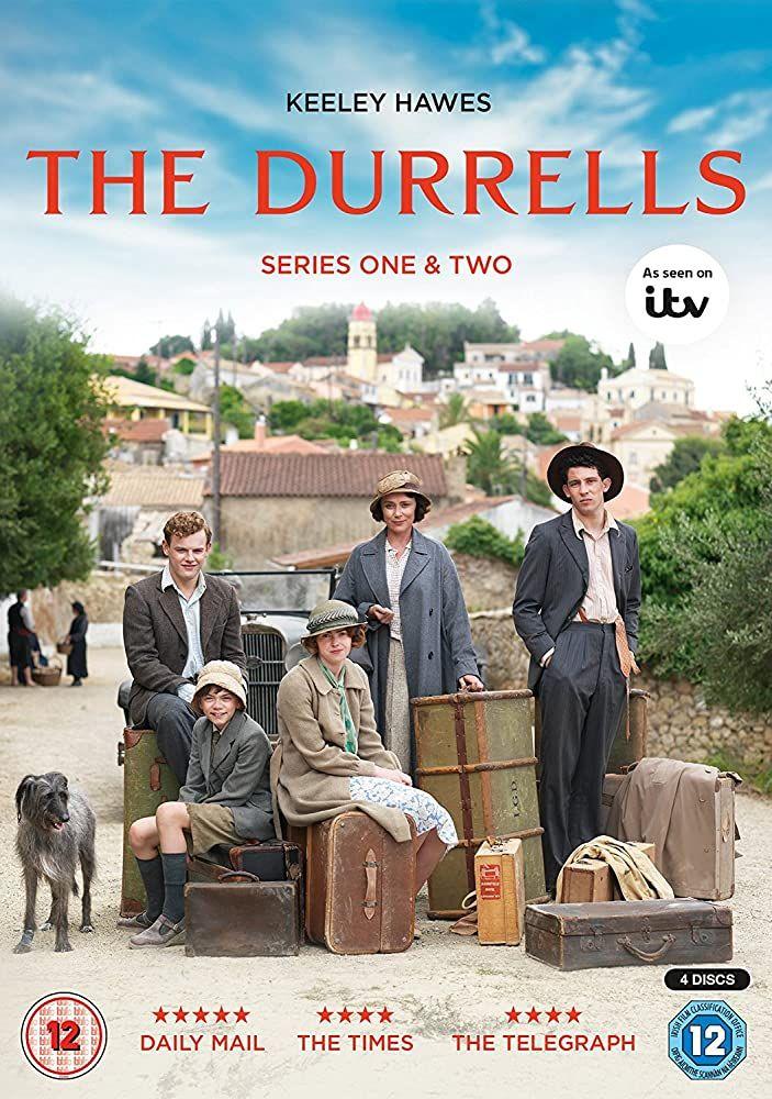 La Folle Aventure des Durrell streaming sur Tirexo - Serie