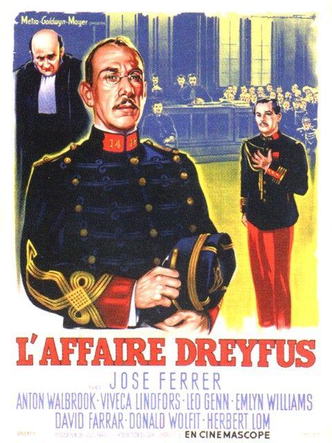 The Dreyfus Affair (film series) - Wikipedia