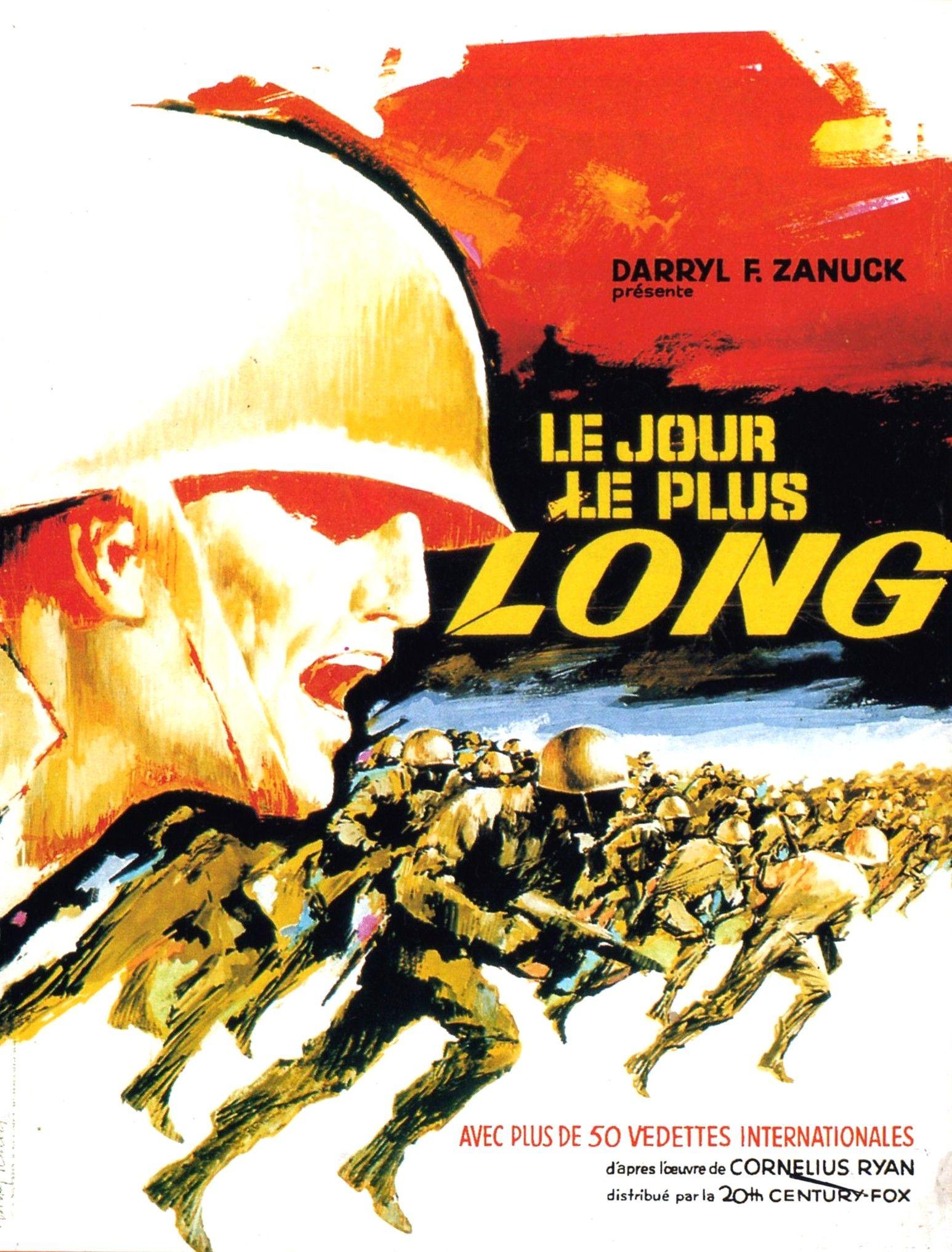 Le Jours Le Plus Long : jours, (1962), SensCritique