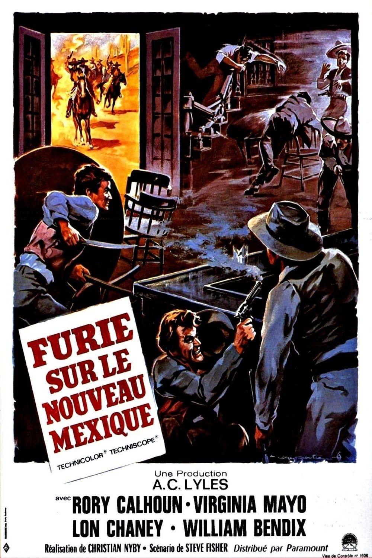 Furie Sur Le Nouveau Mexique : furie, nouveau, mexique, Furie, Nouveau, Mexique, (1964), SensCritique