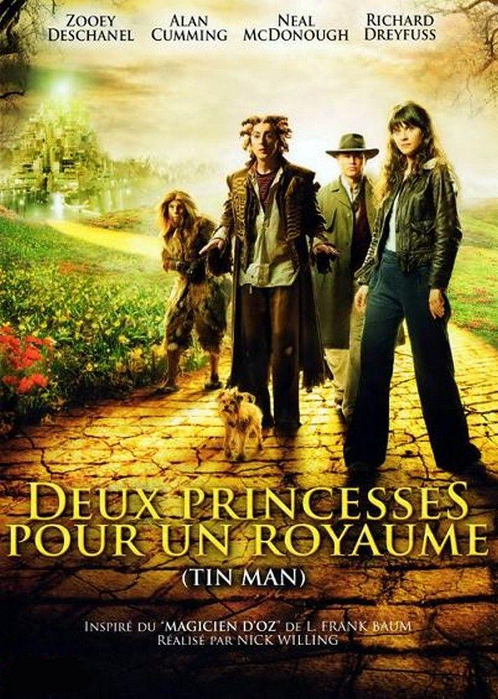 2 Princesses Pour Un Royaume : princesses, royaume, Princesses, Royaume, Série, (2007), SensCritique