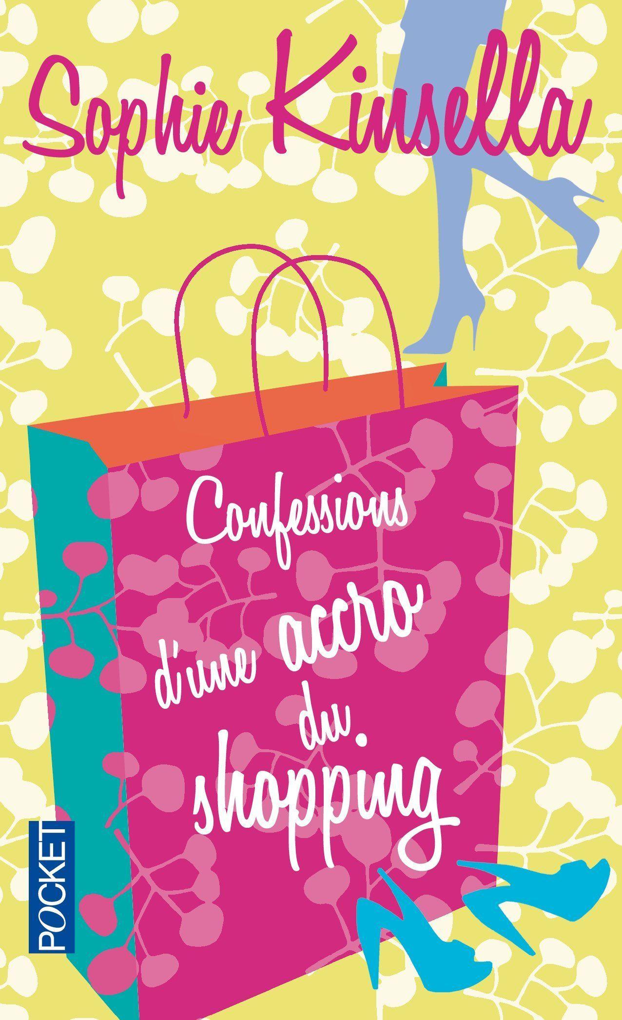Confessions D'une Accro Du Shopping : confessions, d'une, accro, shopping, Confessions, D'une, Accro, Shopping, L'Accro, Shopping,...