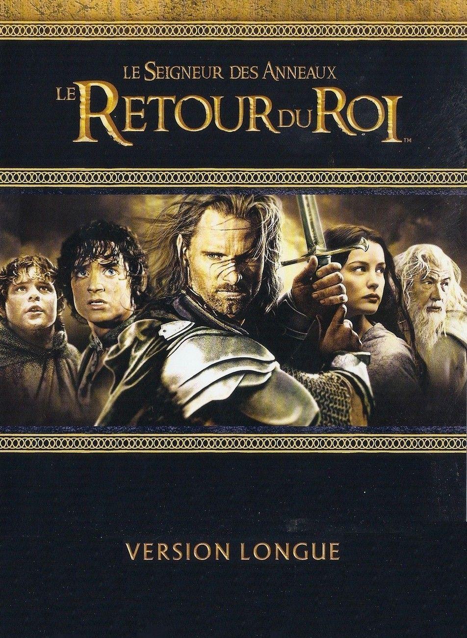 Le Seigneur Des Anneaux Le Retour Du Roi : seigneur, anneaux, retour, Seigneur, Anneaux, Retour, Version, Longue, (2004)