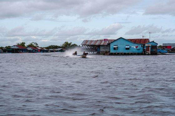 Cambodia Floating Village