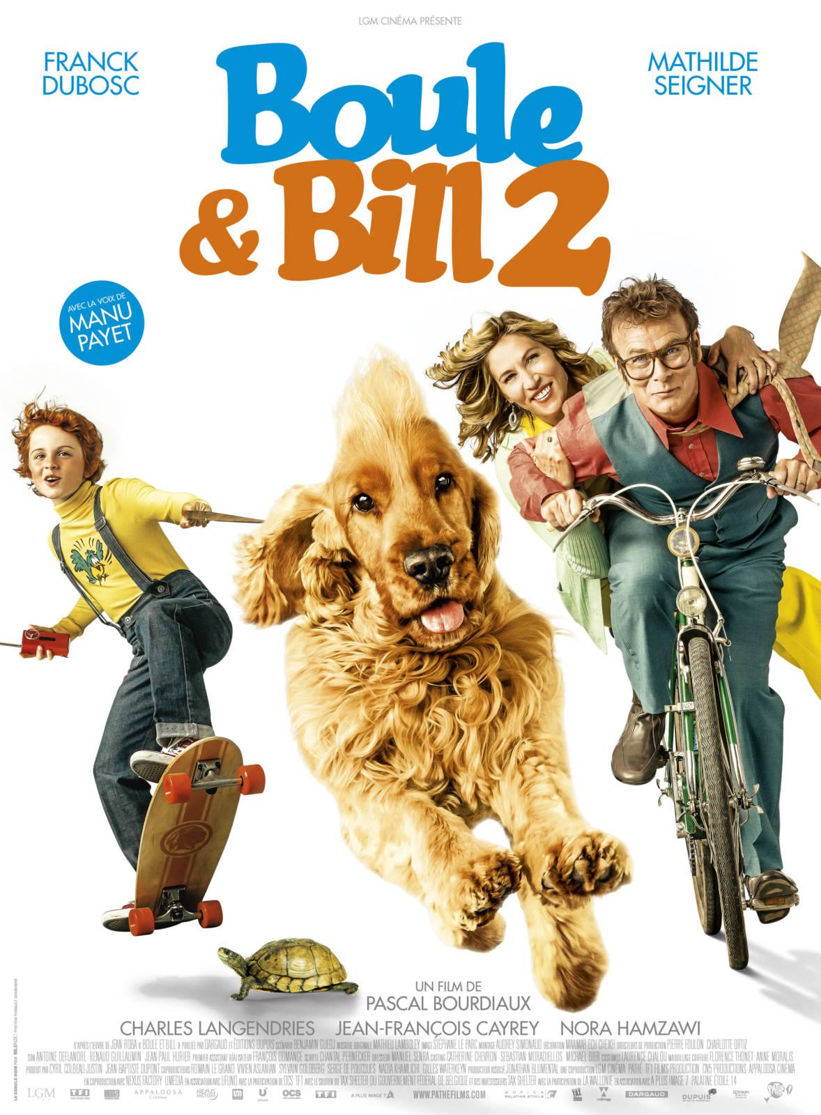 Boule & Bill (film) | Wiki Boule et Bill | Fandom