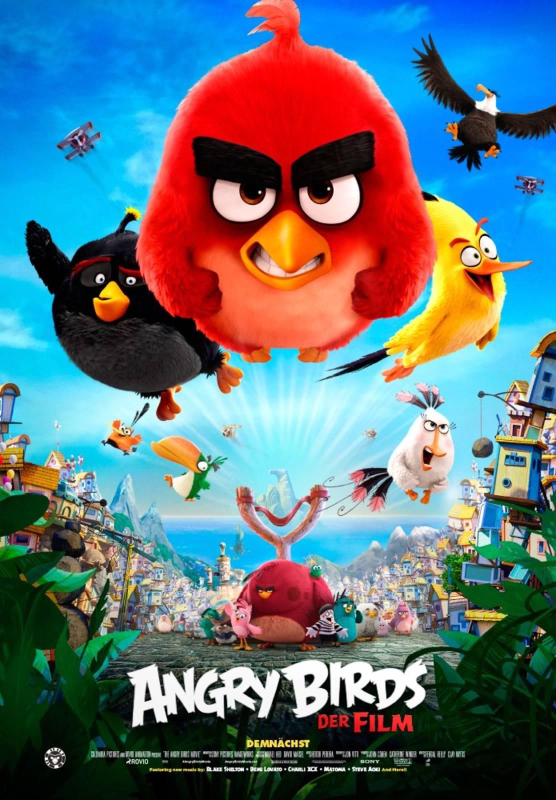 Movie The Angry Birds Movie