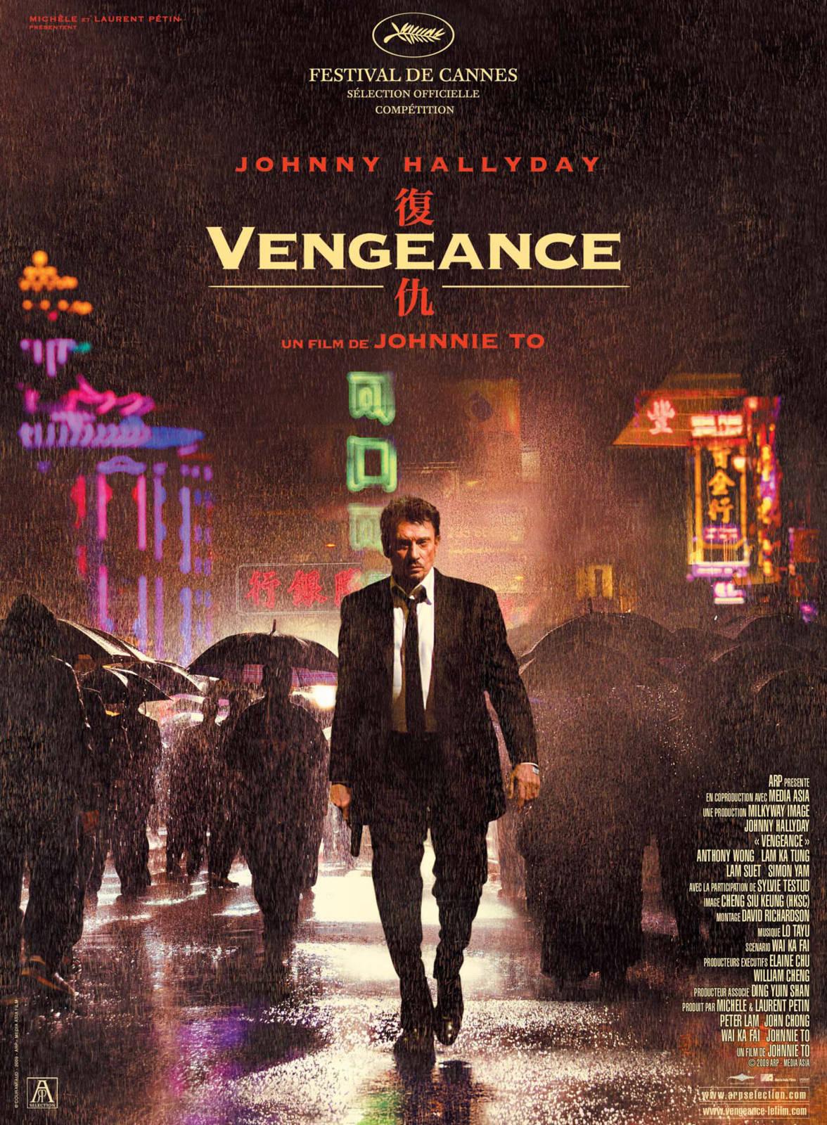 Vengeance Fille De La Nuit : vengeance, fille, Vengeance, Cineman