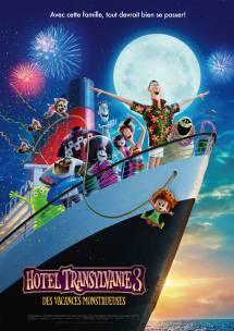 Film Tel Transylvanie 3 Des Vacances Monstrueuses - Cineman