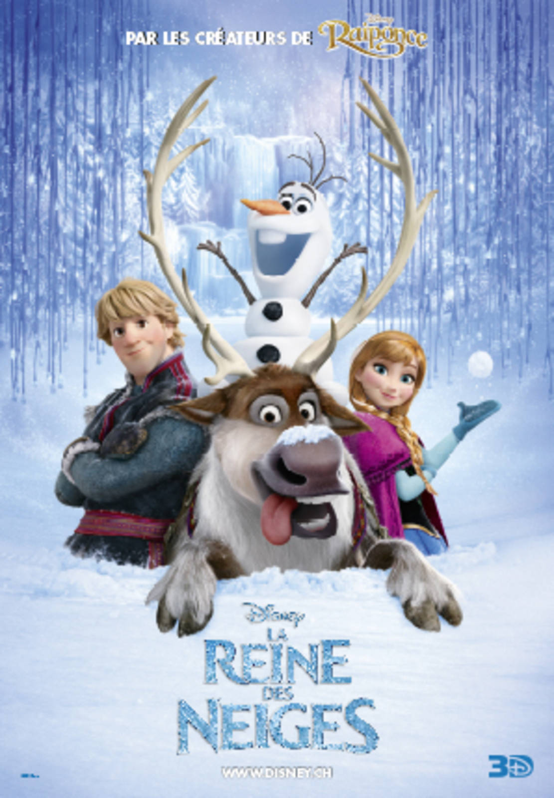 La Reine Des Neiges Résumé : reine, neiges, résumé, Reine, Neiges, Cineman