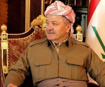 مسعود بارزاني يوجه رسالة الى الجهات السياسية بإقليم كوردستان thumbnail