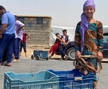 صور.. الإيزيديون يصارعون الأزمات بعد ست سنوات من الإبادة thumbnail