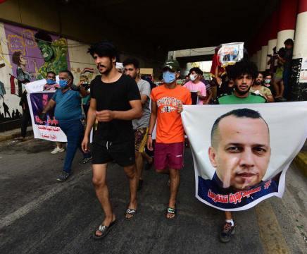 تقرير أمريكي: نتائج التحقيق في اغتيال الهاشمي ستفجّر الوضع بالعراق thumbnail