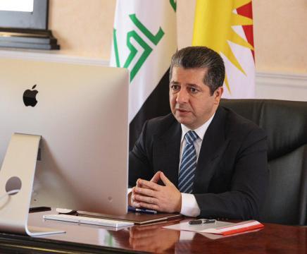 مسرور بارزاني يطلق تحذيراً بشأن تصاعد اعداد مصابي كورونا في كوردستان thumbnail