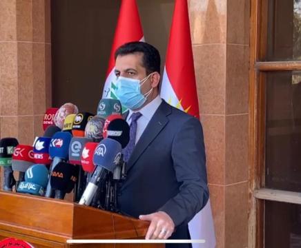 وزير الصحة في إقليم كوردستان يقدمُّ تقريراً عن كورونا للجنة العليا إقليم كوردستان ويستبعد رسمياً اللجوء لحظر التجوال thumbnail