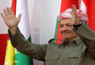 """(للتاريخ).. بارزاني يكشف ما لم يعلن عن الاستفتاء وكيف """"أهان"""" العبادي السيادة العراقية thumbnail"""