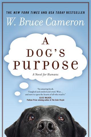 Book Review A Dogs Purpose Shelf Awareness