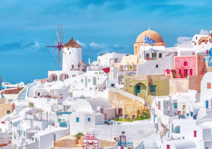 How To Take A Greece Vacation Shermanstravel