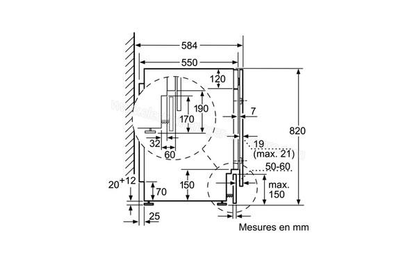 SIEMENS WI12A201FF (WI 12 A 201 FF), fiche technique, prix