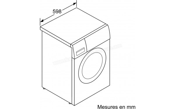 SIEMENS WT45G408FF (WT 45 G 408 FF), fiche technique, prix