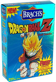 Facts About Healthy Eating Brach S Fruit Snacks Dragon Ball Z 8 0 Ea Nutrition