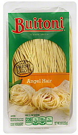 buitoni angel hair 9.0 oz nutrition