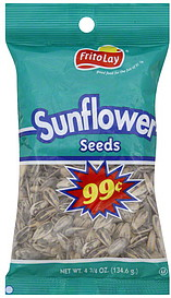 Frito Lay Sunflower Seeds 475 oz Nutrition Information