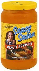 Saucy Susan Peach Apricot 20.0 oz Nutrition Information