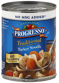 Progresso Soup Turkey Noodle 190 oz Nutrition Information